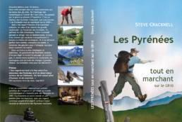 Couverture du livre: Les Pyrénées tout en marchant sur le GR10