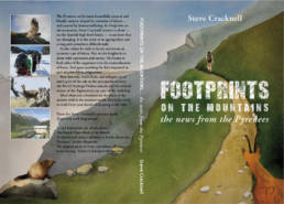 Cover of: Footprints on the Mountains: News from the Pyrenees